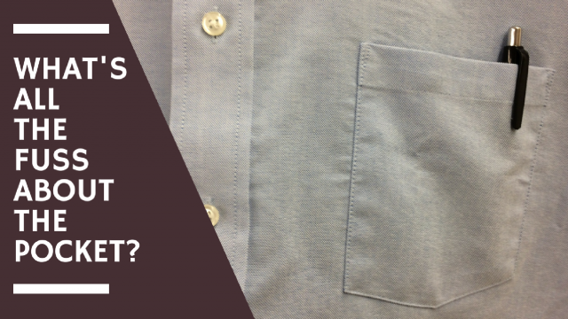 What's All The Fuss About The Pocket?