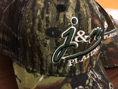 Custom Embroidered Hats - Chicagoland, New York - Midwest Stitch