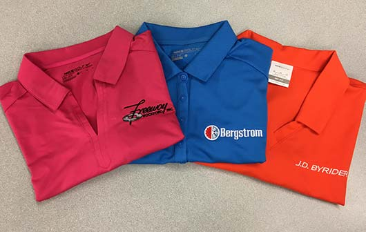 666be3653 Custom Embroidered Polos - Chicagoland, New York - Midwest Stitch