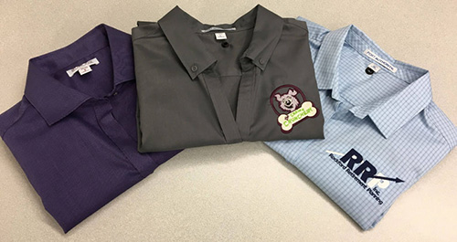 Ladies Business Shirts