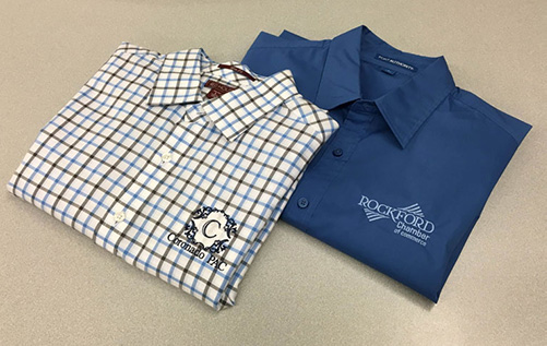 Patterned Business Shirts